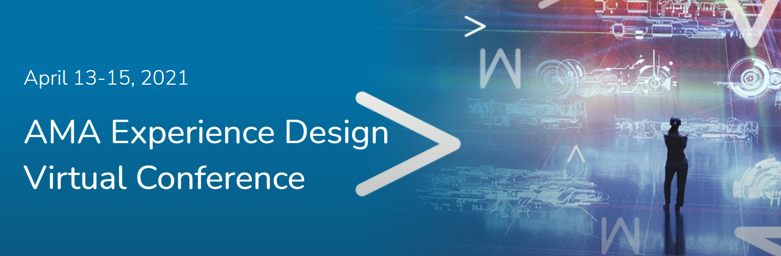 AMA Experience Design Virtual Conference